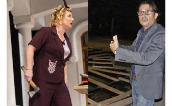 """Daniel Vulcu şi-a retras dosarul - Elvira Rîmbu este noul manager al Teatrului """"Regina Maria"""""""