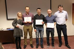 Conferința Ariei D2 - Orădenii, câștigători la discursurile umoristice