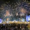 Mii de orădeni au sărbătorit în Piața Unirii - Revelion cu artificii