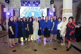 """Concert caritabil organizat de Club Lions 22 Oradea - """"La vie en bleu"""""""