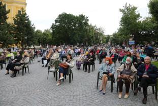 Filarmonica de Stat Oradea - Un nou concert în grădina Palatului Episcopal