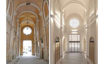 Pasajul din clădirea Bazarului de pe Republicii, va găzdui evenimente cultural-artistice