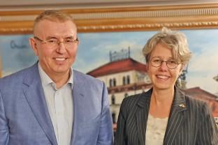 Ambasadorul Suediei, întâlnire cu investitorii Ioan Micula și Viorel Micula