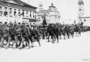 100 de ani. Războiul româno-ungar din 1919 - Ofensiva din aprilie (II)