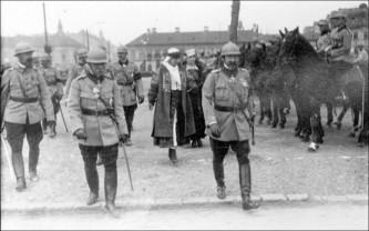 100 de ani. Războiul româno-ungar din 1919 - Expectativa de pe râul Tisa