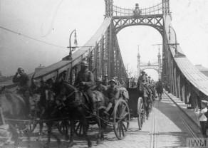 100 de ani. Războiul româno-ungar din 1919 - Ocuparea Budapestei