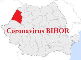 Covid-19 în Bihor - Record de cazuri: 306 într-o singură zi!