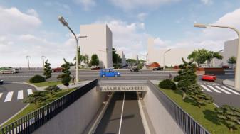 Pasajul de sub Bulevardul Magheru - Din 1 august încep lucrările