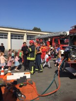 Sute de orădeni au sărbătorit împreună cu pompierii militari - Ziua Pompierilor din România
