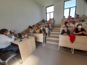 Spitalul Municipal Beiuș - Întâlnire trimestrială cu medicii de familie