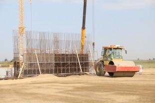 Ministrul Transporturilor, din nou la şantierul autostrăzii în Bihor