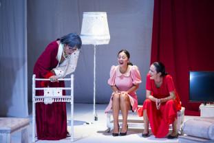 Două spectacole selectate în Festivalul Național de Teatru - Teatrul Regina Maria, un nou succes