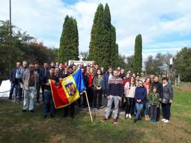 Excursie tematică în locuri istorice din nord-vestul Patriei - Recuperarea memoriei
