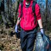 Situl Natura 2000 Valea Roșie, o zonă plină de deșeuri! - Acțiune de ecologizare în Pădurea Săldăbagiu