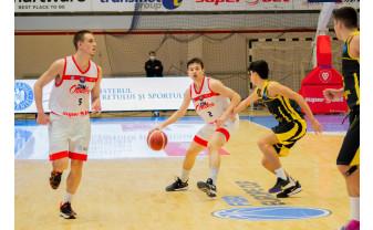 România participă la European Challeger de baschet masculin - Trei orădeni la naționala U18