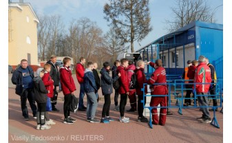 Belarus sfidează coronavirusul - Fotbalul și viața continuă aproape normal!
