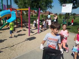 Un proiect al Grădiniţei 56 - Copii pentru natură