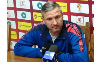 Cristian Lupuț (și-)a schimbat Viitorul - Nu mai antrenează la Târgu Jiu