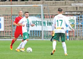 CAO Oradea – CSC Sânmartin 1-0 (0-0) - Primul succes pe teren propriu