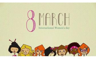 8 Martie - sărbătoarea femeilor din toată lumea