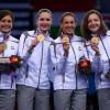 România la JO de la Rio - Primele emoţii la spadă şi tenis de masă