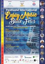 Festival Internaţional de Muzică la prima ediţie - Enjoy Music Băile Felix