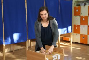 Prezenţa la alegerile prezidenţiale din 10 noiembrie, peste 50% - Record în diaspora