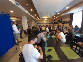 Agendă politică - Președinte nou la USR Oradea