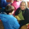 """Elevii de la Liceul """"Aurel Lazăr"""" - În vizită la azilul Consistoria"""