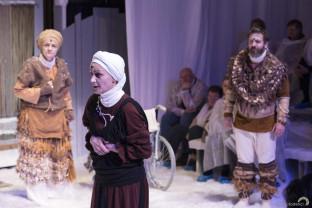 O nouă recunoaştere pentru Teatrul Regina Maria Oradea - Avalanşa, selecţionată în Festivalul Naţional de Teatru