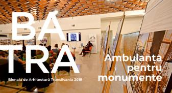 Bienala de Arhitectură Transilvania 2019 - 13 evenimente în 16 zile, la Oradea