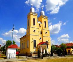 """Băile """"1 Mai"""". După un amplu proces de restaurare - Biserica Greco-Catolică va fi resfințită"""