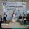 Orădeni pe podium la naţionalele de karate - Patru medalii pentru sportivii CSC Crişan