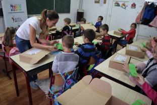 Activități inedite de dezvoltare personală - Cutia cu magie