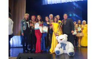 """A reprezentat cu cinste România la Festivalul """"Slavisya Otecestvo"""" din Moscova - Briana a adus acasă Marele Trofeu"""