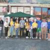 Elevii de la LPS Bihorul i-au îndemnat pe orădeni să doneze sânge - Puterea exemplului