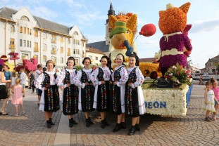 Zilele Culturii Maghiare - O bucurie pentru părinți, surprize pentru copii