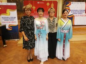 Caligrafia care te educă să fii răbdător - 10 ani de limbă chineză