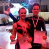 Rezultate remarcabile pentru CDS Stephany - Dansatori orădeni pe podium