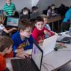 Micii programatori orădeni - La o competiţie naţională