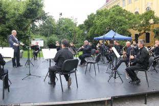 Filarmonica de Stat Oradea - Un nou concert susținut în aer liber