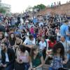 Atmosferă incendiară în Cetatea Oradea - Proconsul, concert de nota 10