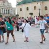 În Piața Unirii din Oradea - Concert în numele prieteniei româno-italiene