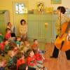 O săptămână cu adevărat altfel la Grădiniţa nr. 45 - Prima întâlnire cu muzica adevărată