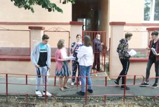 În Bihor, 75% au luat note de trecere, 14 au luat 10 - Rezultate finale la Evaluare