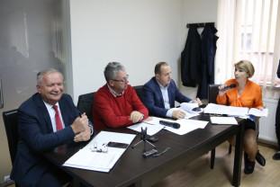Angajări de avocaţi şi mandate pentru AGA Parcuri Industriale - Şedinţa extraordinară a CJ Bihor