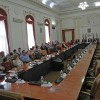 Opoziţia liberală a boicotat şedinţa, iar majoritatea e... mică - Continuă criza la CJ