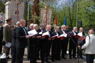 """Corul General """"Traian Moșoiu"""", aplaudat în țară și străinătate - Dăruire și profesionalism"""