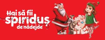 Centrele Comerciale Auchan și Aushopping, alături de Salvați Copiii, caută Spiriduși de Nădejde în 15 orașe