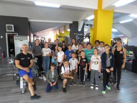 DASO, alături de copii - Zi de vacanță plină de surprize